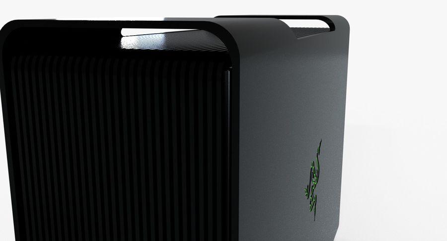 Razer Core V2 royalty-free modelo 3d - Preview no. 4