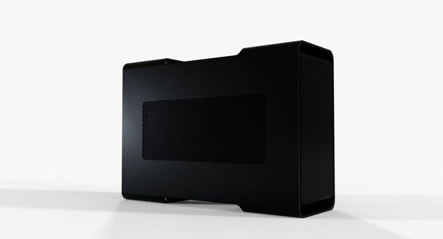 Razer Core V2 royalty-free modelo 3d - Preview no. 3