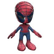 мультфильм человек-паук 3d model