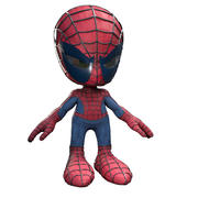 uomo ragno dei cartoni animati 3d model