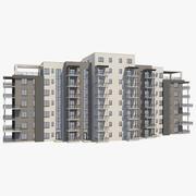 Wohnhaus 29 3d model