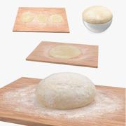 Dough Collection 3d model