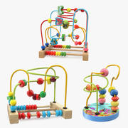 Kolekcja modeli 3D Toys Maze Toys 3d model