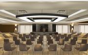Sala de conferência 3d model