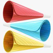 Collezione Noisemakers 3d model