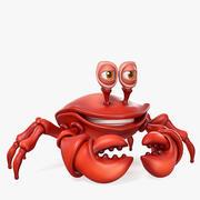 Crab Harry 3d model
