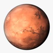 火星8K 3d model