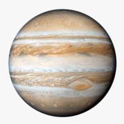 Jupiter 8K modelo 3d
