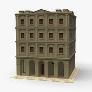 Renaissance Palace Tan 3d model
