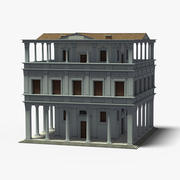 Renaissance Palace Grey 3d model