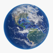 Earth 43K 3d model