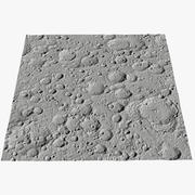 Moon Surface v2 3d model