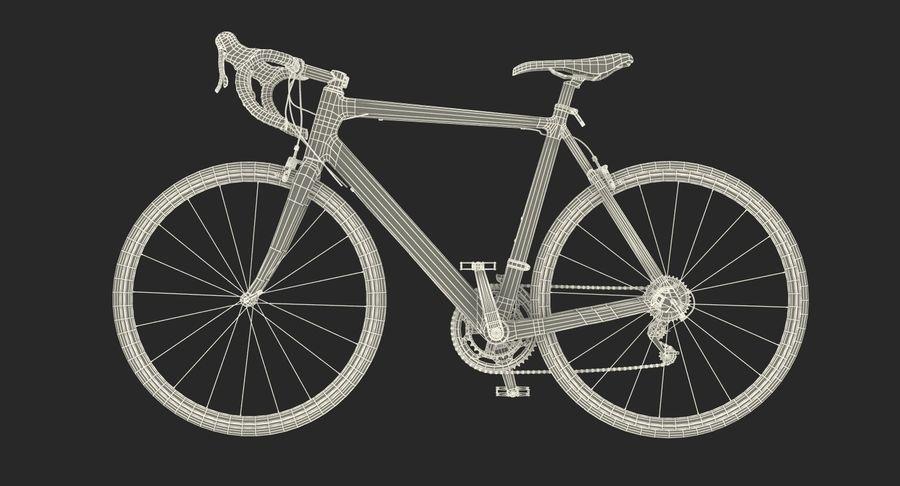Road Bike royalty-free 3d model - Preview no. 16