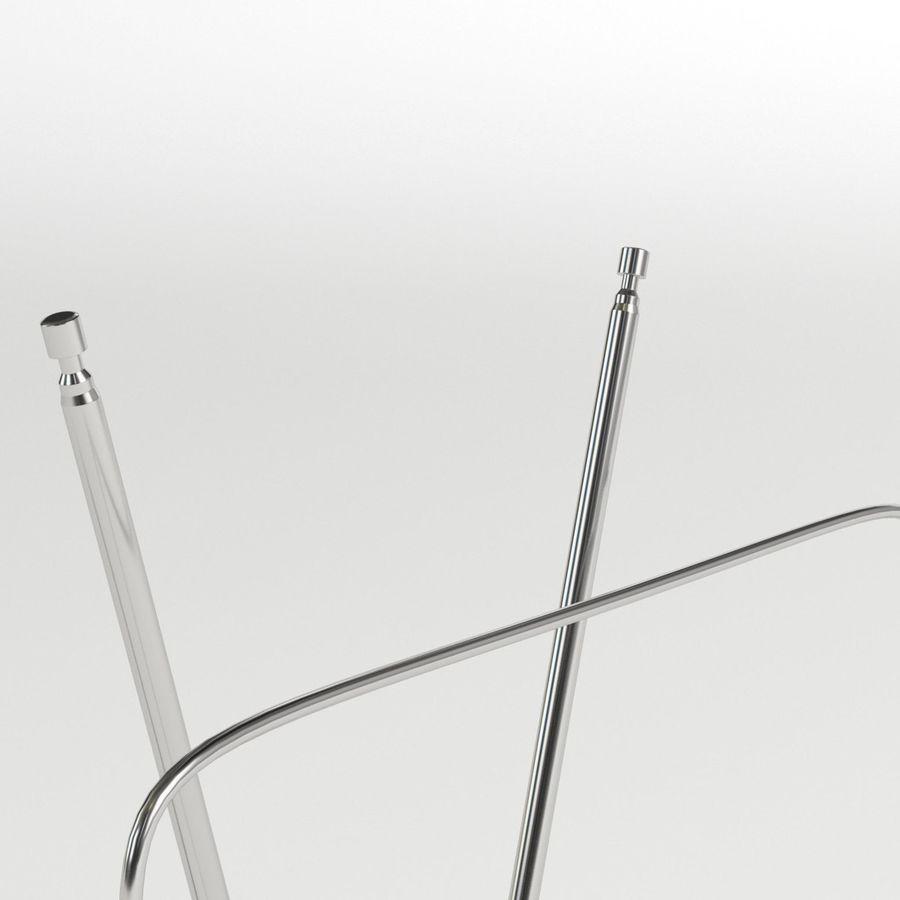 Grundlegende Innenantenne royalty-free 3d model - Preview no. 3