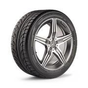 Mercedes AMG Wheel 3d model