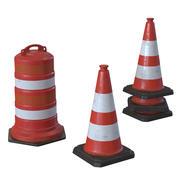 Repair Cone 3d model