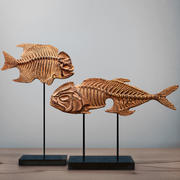 Figurine - fish 3d model