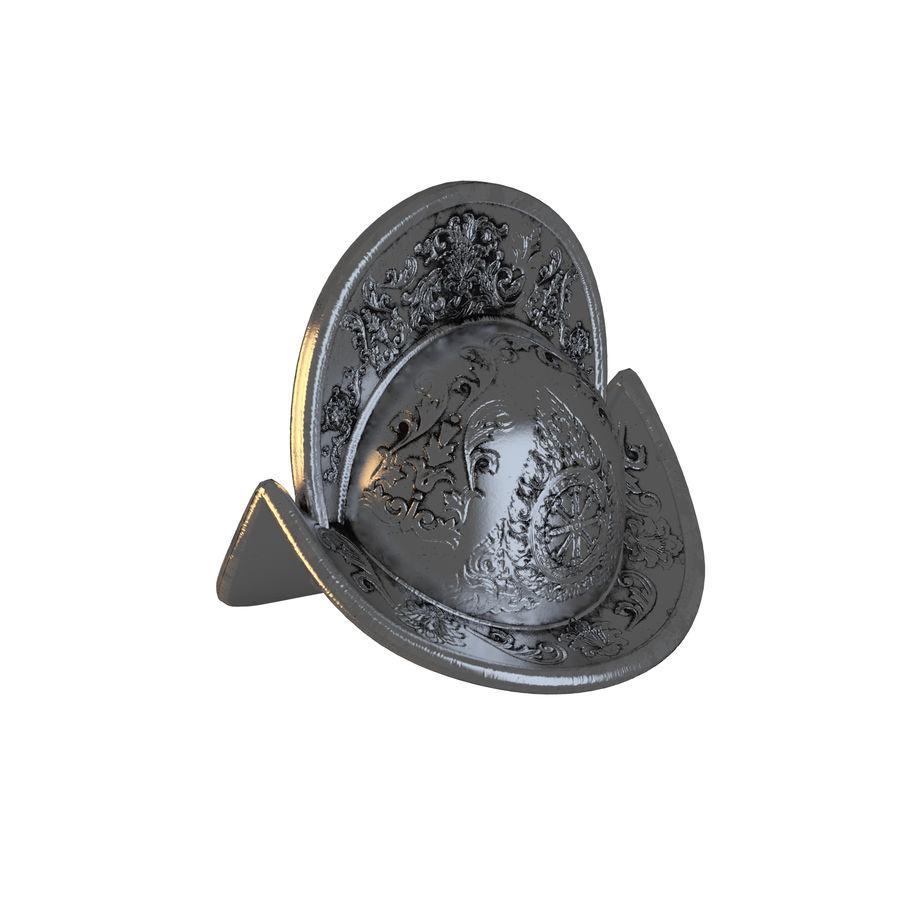 Metal Helme royalty-free 3d model - Preview no. 1