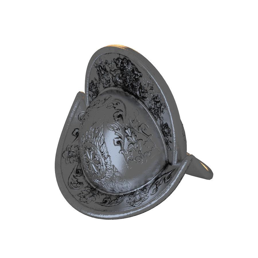 Metal Helme royalty-free 3d model - Preview no. 4