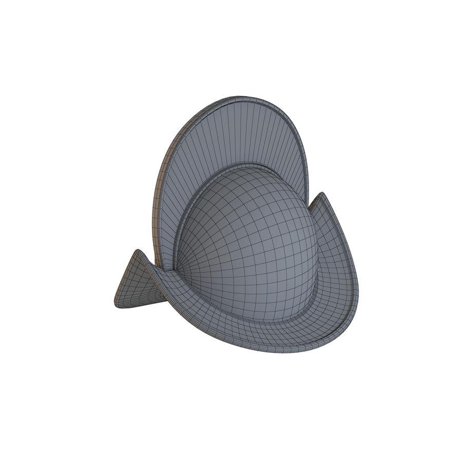 Metal Helme royalty-free 3d model - Preview no. 5