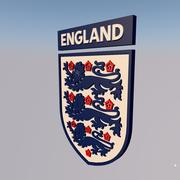 England National Football Team 3d model