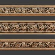 arabian moulding 3d model