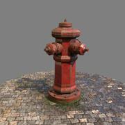 Feuerhydrant 3d model