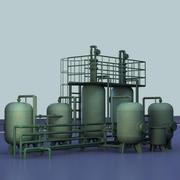 油缶 3d model