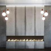 Комплект стеновых панелей 40 3d model