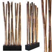 Bamboo stick decor 3d model