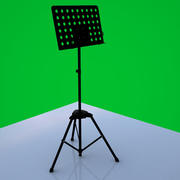 Music Stand 3d model