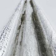 雪道 3d model