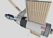 天空实验室 3d model