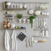 Anecdotes Ikea pour la Collection Cuisine 3d model