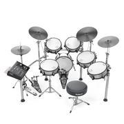 Roland TD30 elektronische drumset 3d model