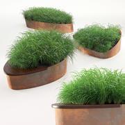 Planterworx Dune 3d model