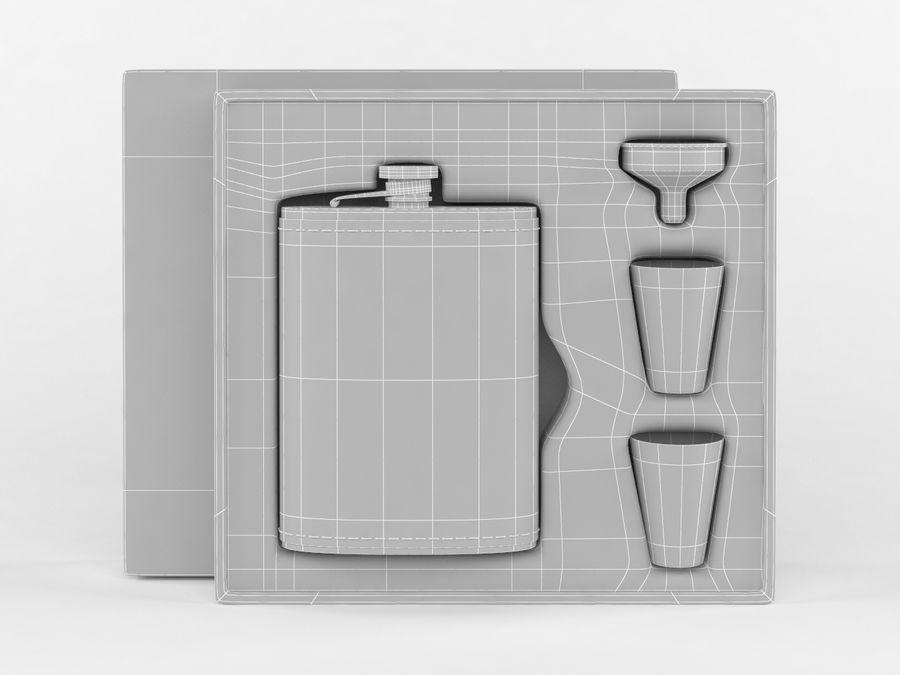 Alkohol Kolby royalty-free 3d model - Preview no. 7