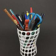 Organiczny długopis 3d model