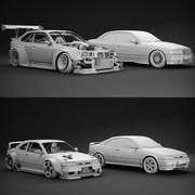 Tune Your Car Kit! 3d model