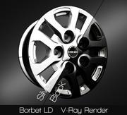 Borbet LD 3d model