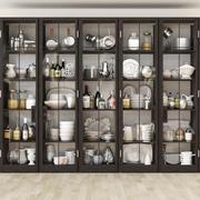 Trivia voor de keuken 9 3d model