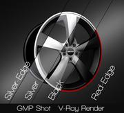 Prise de vue GMP 3d model