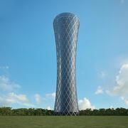 Wieża Tornado 3d model