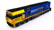 Lokomotywa NR 3d model
