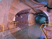 Scène de tunnel de science-fiction 3d model