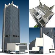 One Astor Plaza 1515 3d model