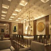 Arabian Lounge Bar 3d model