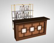 bar(1) 3d model