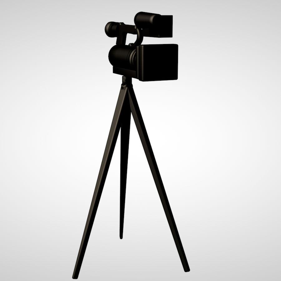 cámara royalty-free modelo 3d - Preview no. 1
