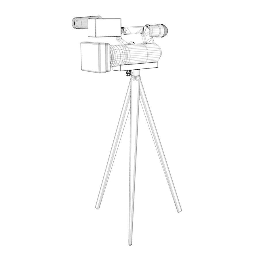 cámara royalty-free modelo 3d - Preview no. 5